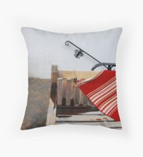 For Your Convenience  Throw Pillow
