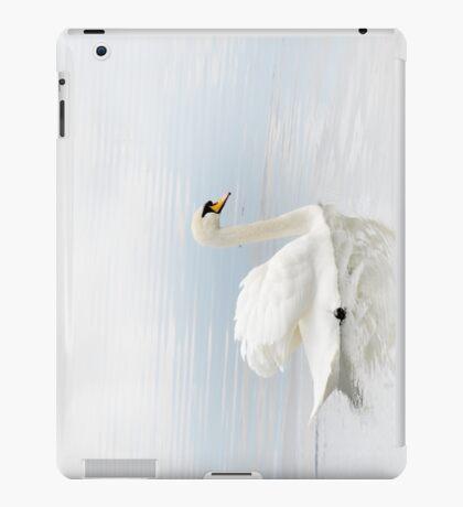 Like a White Cloud iPad Case/Skin