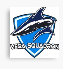 Team: Vega Squadron Canvas Print
