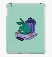 Taking Out the Trash iPad Case/Skin