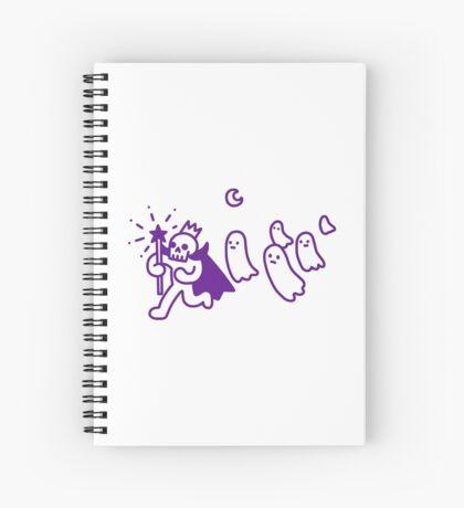 Little Lich King Spiral Notebook