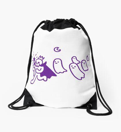 Little Lich King Drawstring Bag