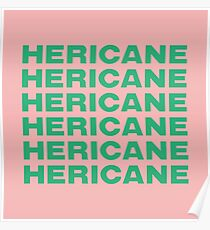 HERICANE Poster
