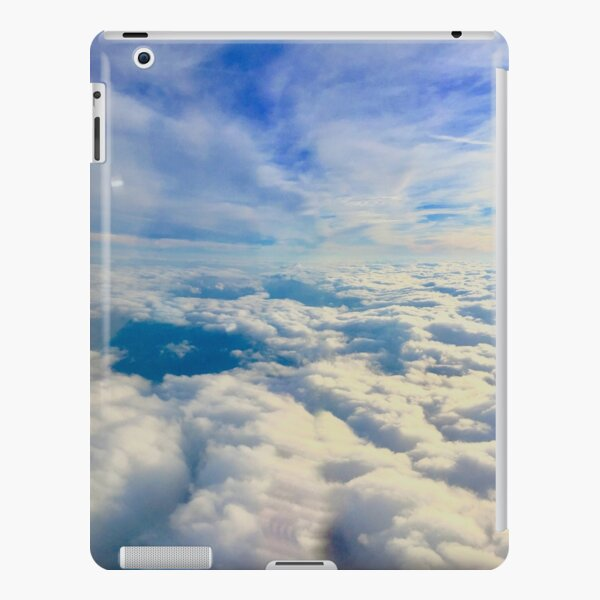 Clouded iPad Snap Case
