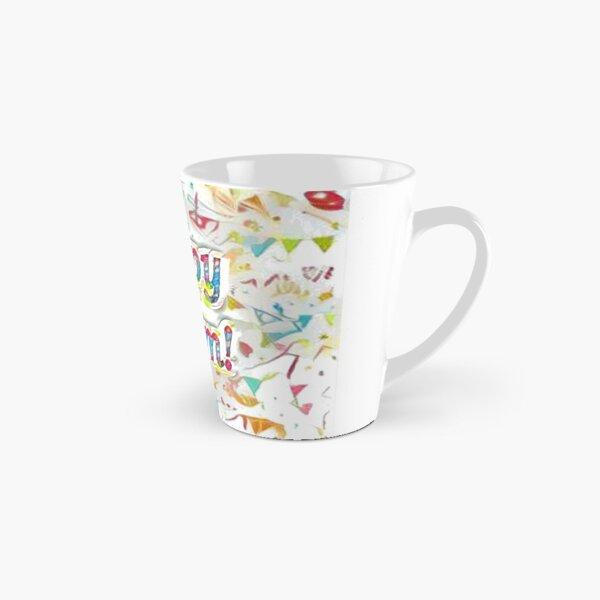 Happy Purim! Tall Mug