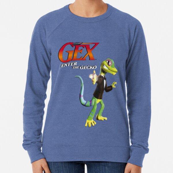 Gex: Enter The Gecko Lightweight Sweatshirt