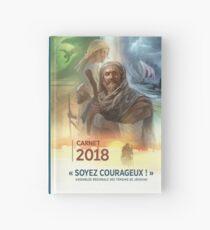« SOYEZ COURAGEUX ! » ASSEMBLÉE RÉGIONALE DES TÉMOINS DE JÉHOVAH #5 Hardcover Journal