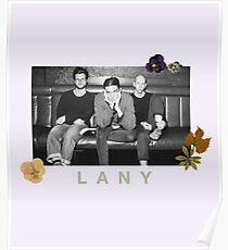 LANY Poster