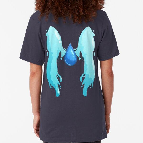 Lapis Wings Slim Fit T-Shirt