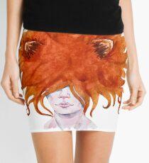 Fiery Lady Mini Skirt