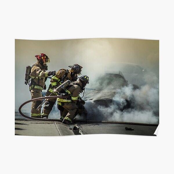 Fire Men Poster