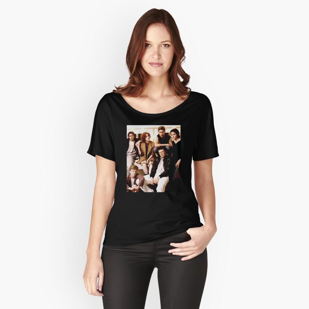 der Frühstücksclub Promo Schuss Loose Fit T-Shirt