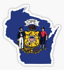 Ope: It's a Wisconsin Thing Sticker