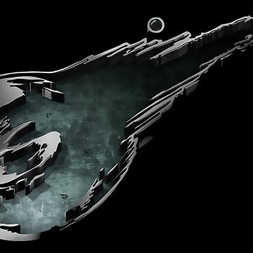 Final Fantasy VII Remake Symbol (Without The Word Remake). by Twinsnakes0000