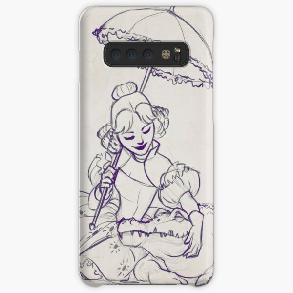 Alligators make wonderful pets Samsung Galaxy Snap Case