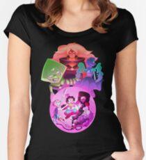 Believe in Steven Women's Fitted Scoop T-Shirt