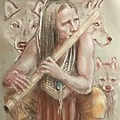 Wolves song  by Ray Jackson