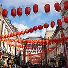 Chinatown London by AmishElectricCo