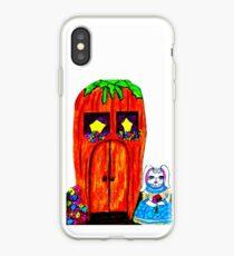FRAU. BUNNY'S KAROTTENHAUS iPhone-Hülle & Cover