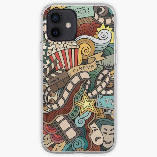 Cinema iPhone Soft Case