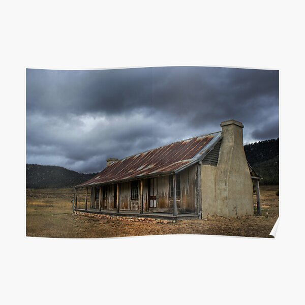 Orroral Homestead  Poster