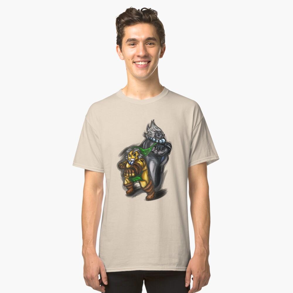 Goron Link und Darmani Classic T-Shirt