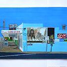 Side of the Milk Bar by Joan Wild