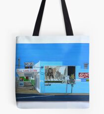 Side of the Milk Bar Tote Bag