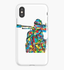Color in Arms iPhone Case/Skin