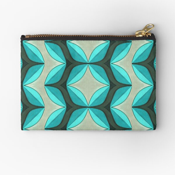 Up And Down 2 Zipper Pouch