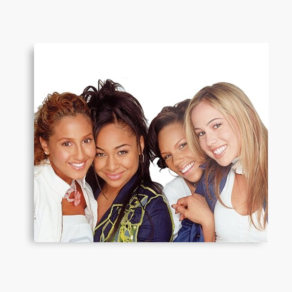 "The Cheetah Girls ""Together"" 2003 Metal Print"