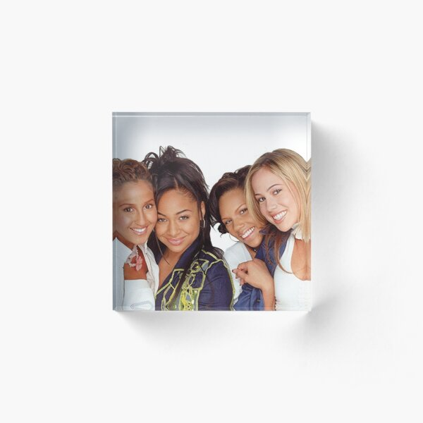 "The Cheetah Girls ""Together"" 2003 Acrylic Block"