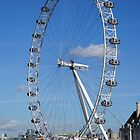 London Eye by AmishElectricCo