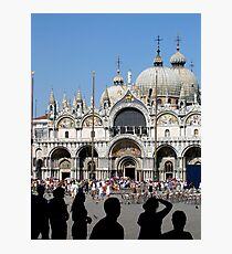 St Marco Square Photographic Print