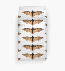 Little Red Flying Fox Duvet Cover
