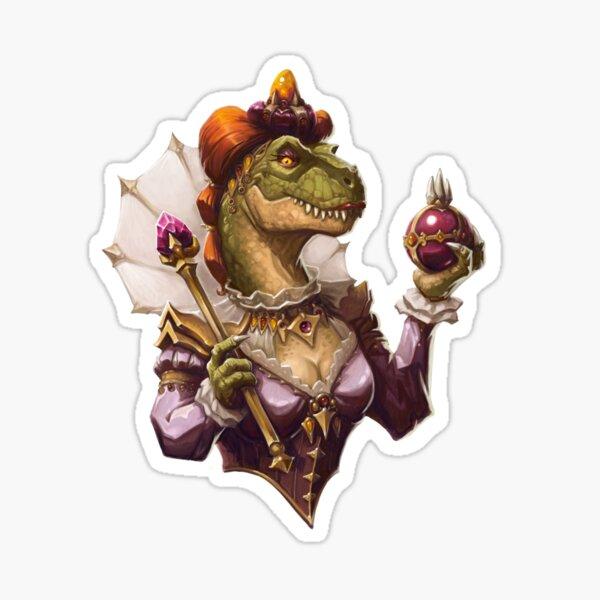 Tyrant Queen Sticker