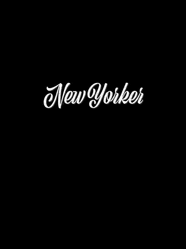 New Yorker Vintage Letter by Chocodole