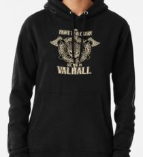 Viking Design: Fight for Glory Pullover Hoodie