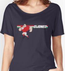 G I JONES Women's Relaxed Fit T-Shirt