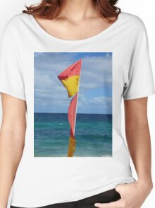 Cottesloe Lifesaver  Women's Relaxed Fit T-Shirt