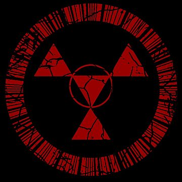 Digital Hazard Symbol by ChronoStar