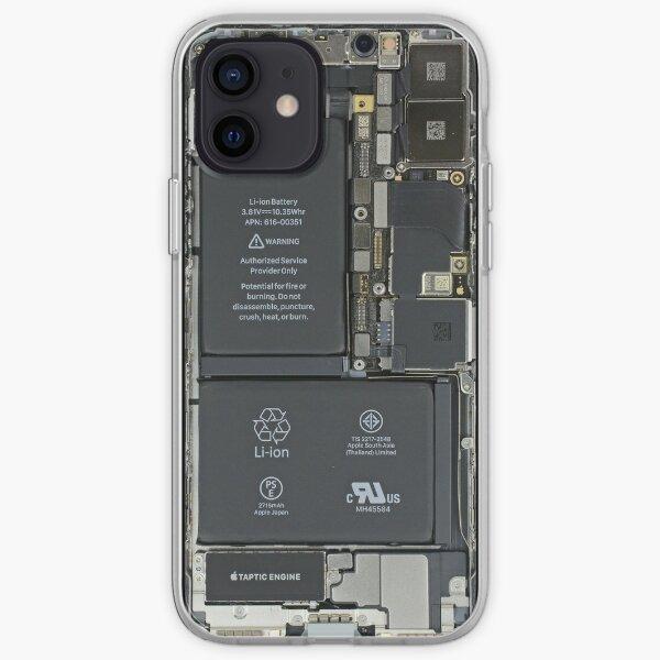 Funda transparente para iPhone X Funda blanda para iPhone