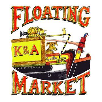 Floating Market by DruPictures