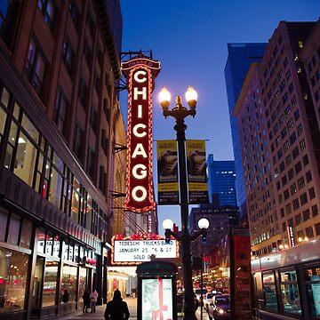 Chicago by sleepwalk