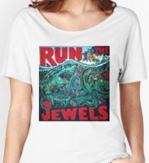 tour the run jewels minggu Women's Relaxed Fit T-Shirt