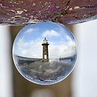 Whitby Lighthouse by Mike Higgins