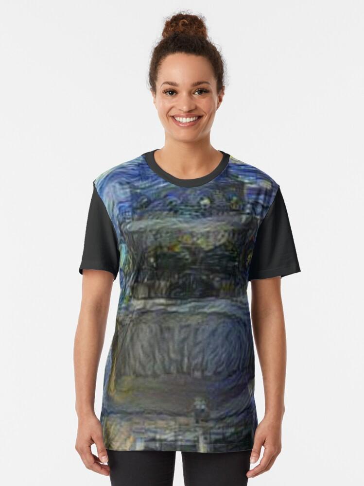 Alternate view of Still life, Натюрморт, Party, celebration , Jewish, synagogue, holiday, Haman, purimcostume, kidscostumes Graphic T-Shirt