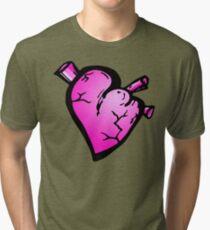 Heartofevol Tri-blend T-Shirt