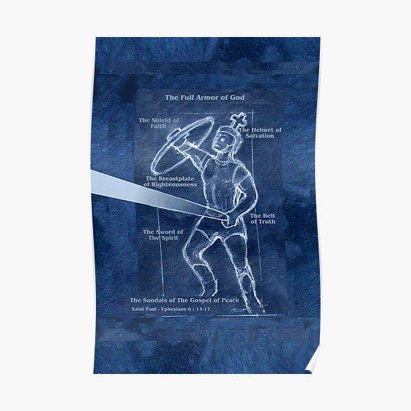 Full Armor of God - Warrior 4 Poster
