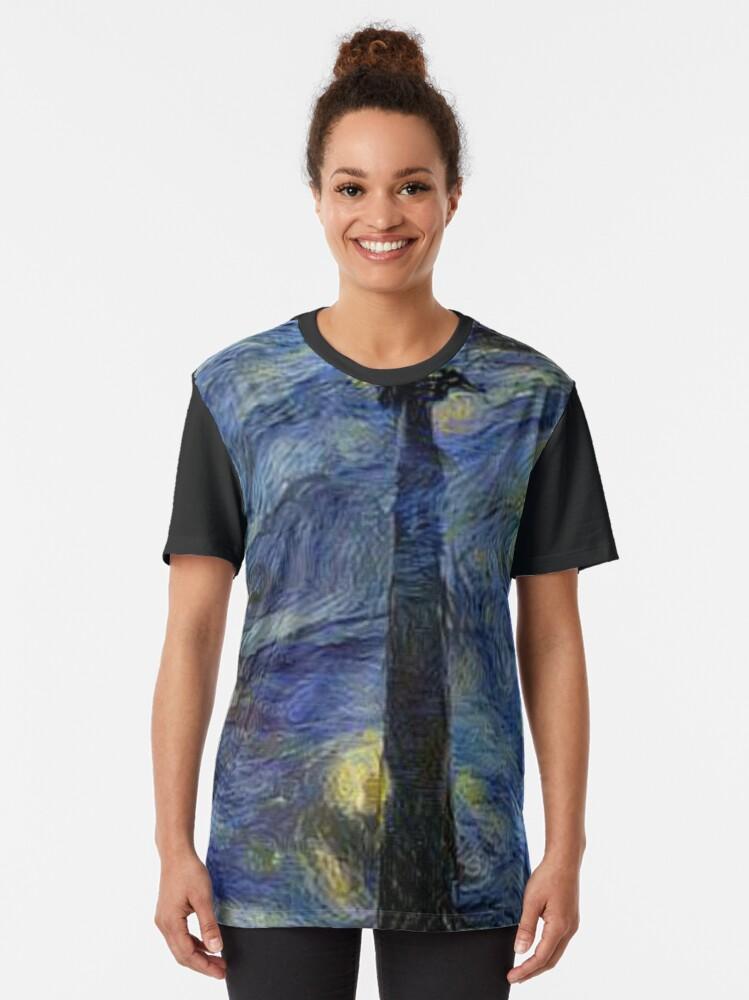 Alternate view of Painting, Costumeparty, purimparty, halloweencostume, beautifulgirl , kidsfashion, Esther, Ahasuerus, Mordecai Graphic T-Shirt